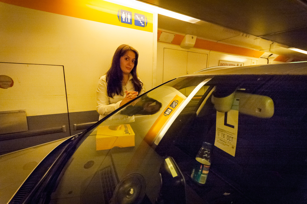 Channel Tunnel, England, 2007
