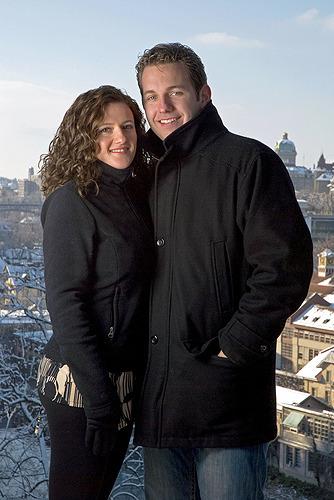 Manuel and Karolina Reinhard
