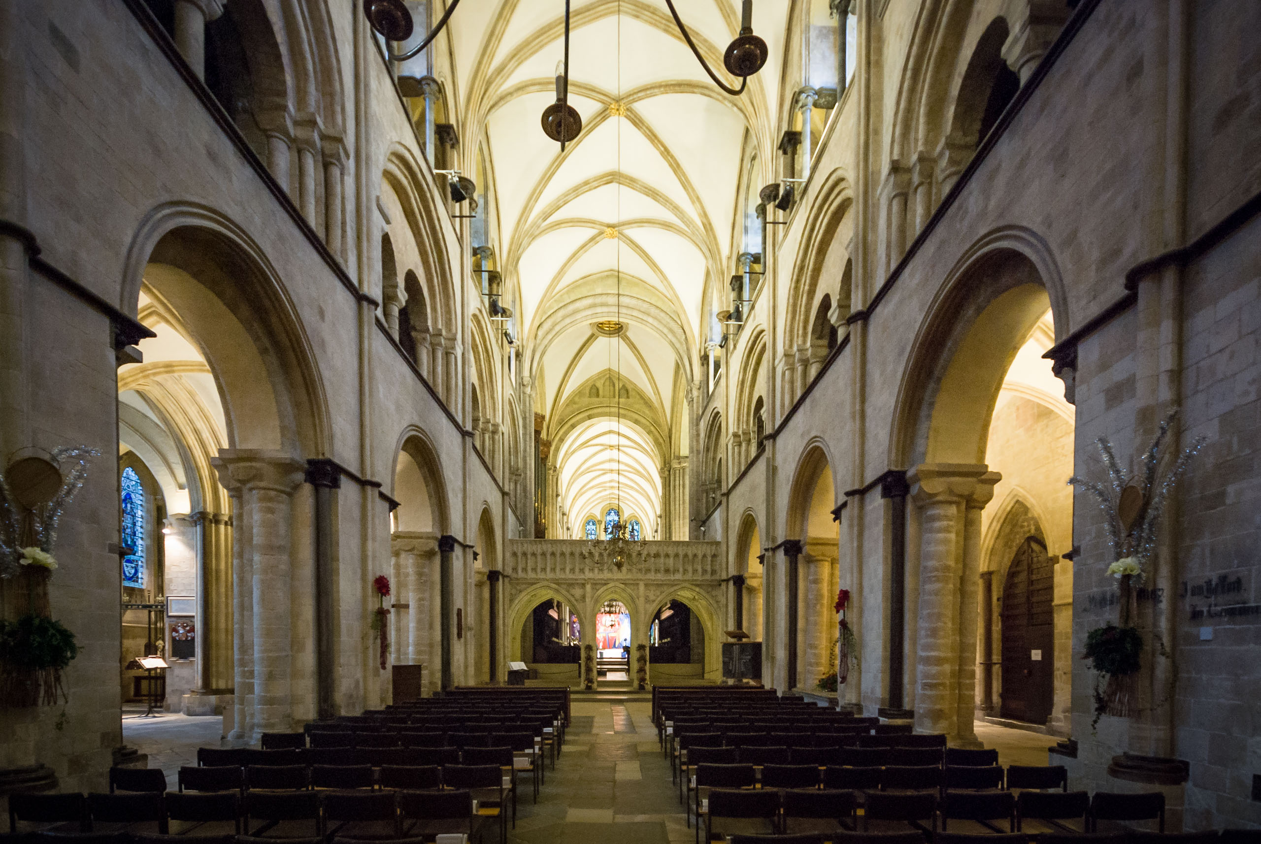 Chichester Cathedral, England