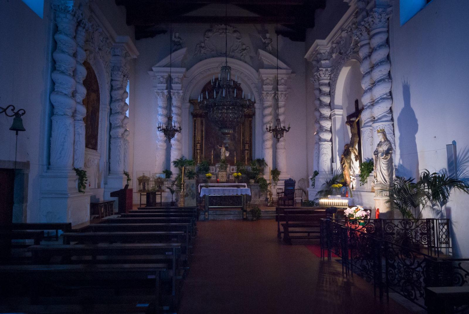 Santa Caterina, Taormina