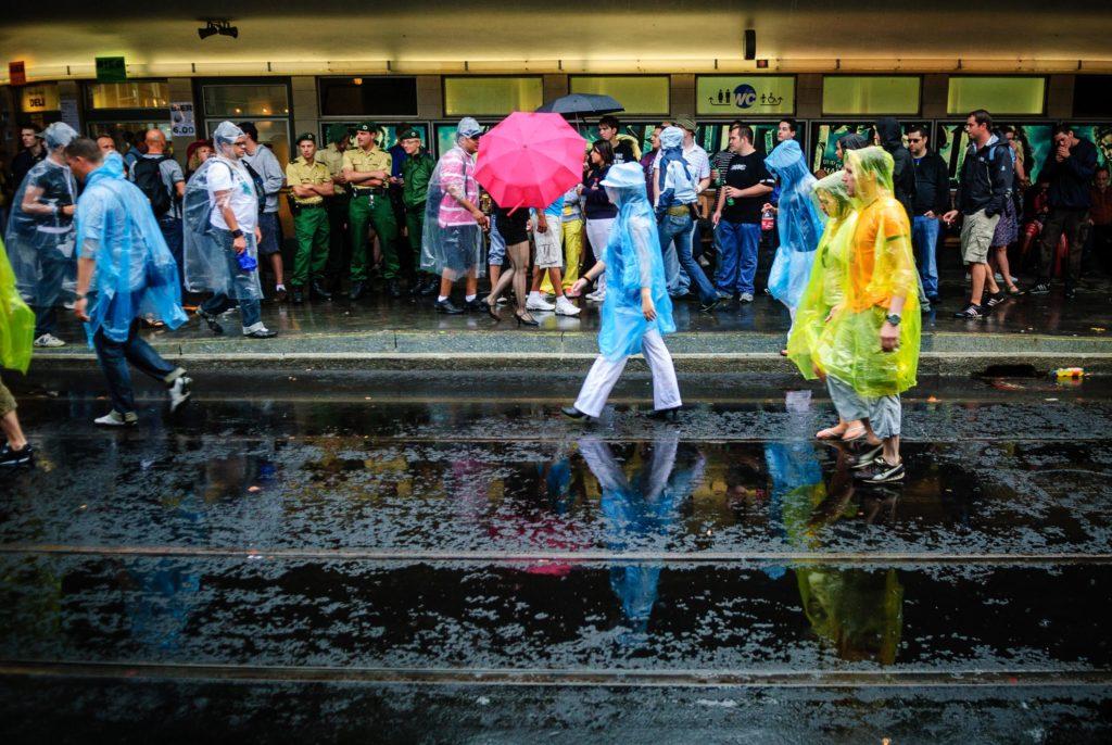 Street Parade, Zurich, Switzerland