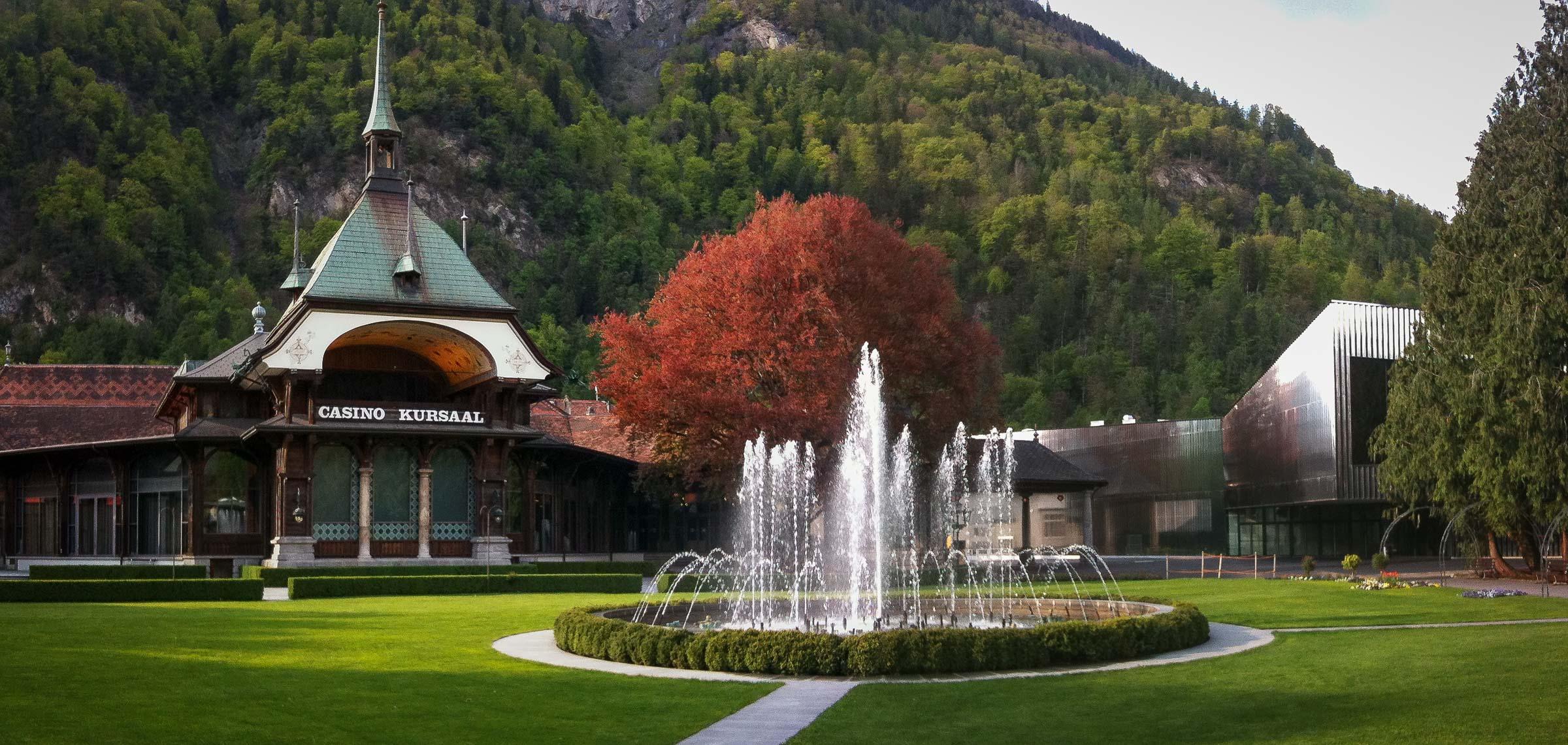 Casino Kursaal, Interlaken