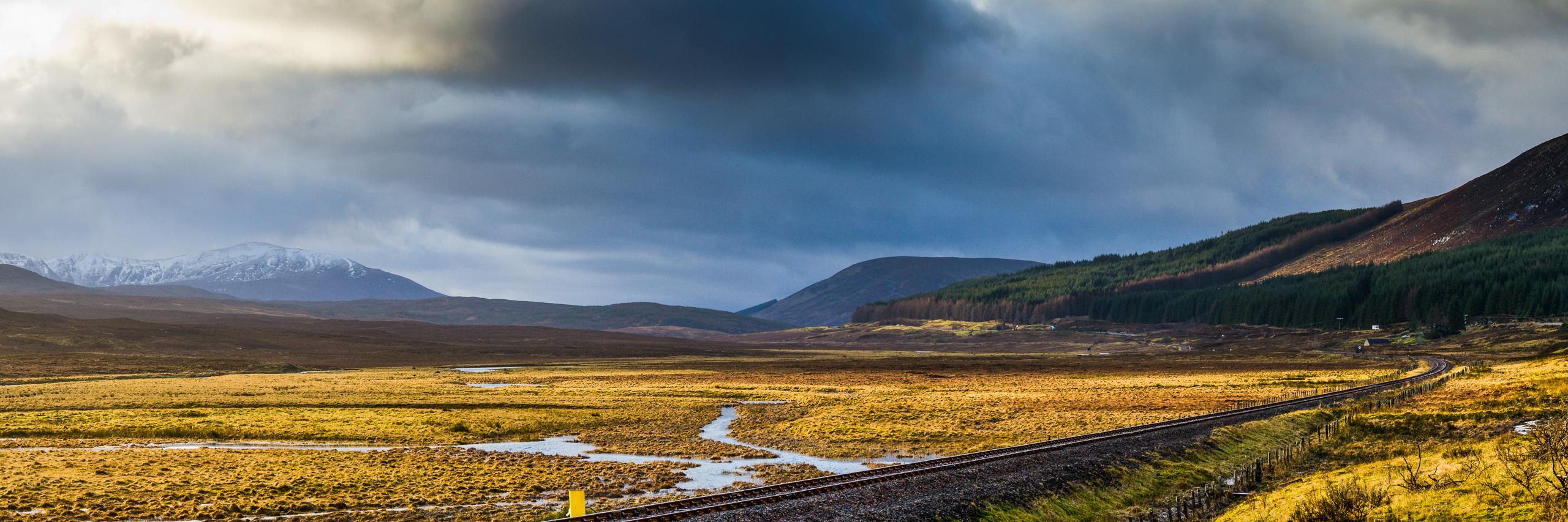 Achanalt, Scotland