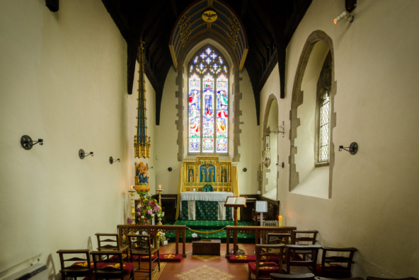 Slipper Chapel, The Shrine of Our Lady of Walsingham