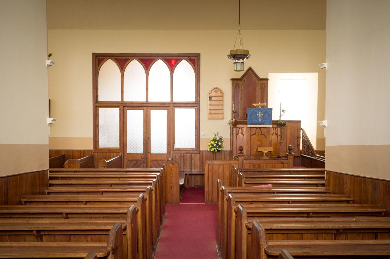 Canisbay Parish Church, Scotland