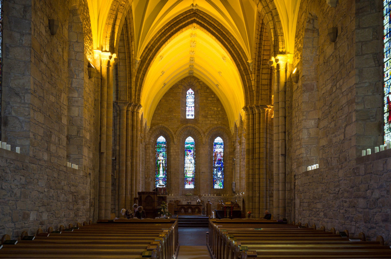 Dornoch Cathedral, Scotland