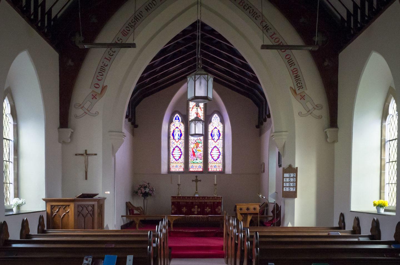 All Saints, Kinloch Rannoch, Scotland