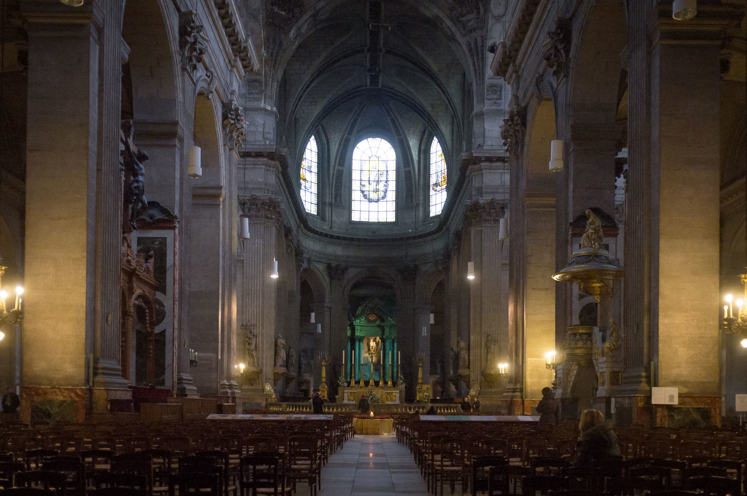 St. Sulpice, Paris