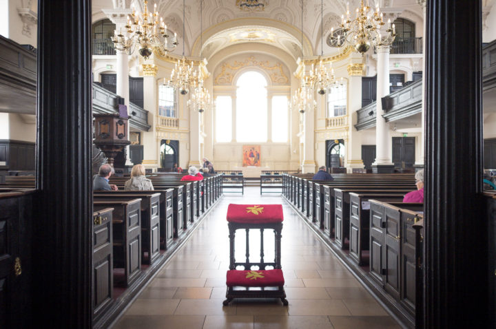 St. Martin's in the Fields, London