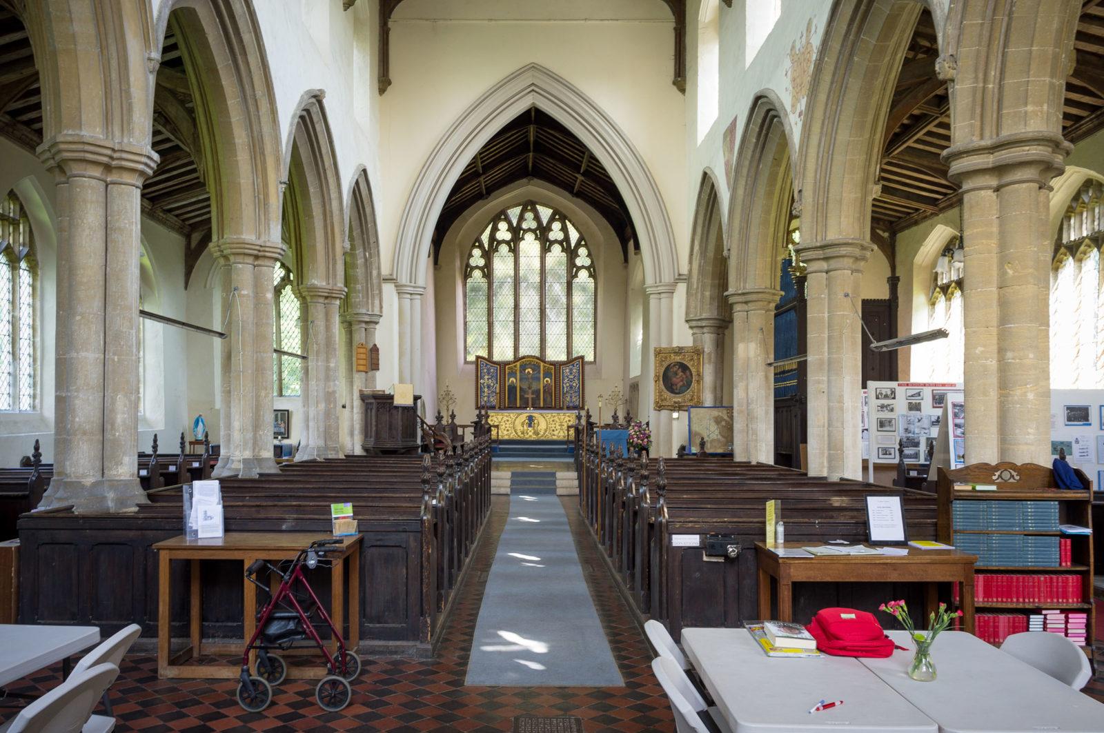 St. Mary, Great Massingham