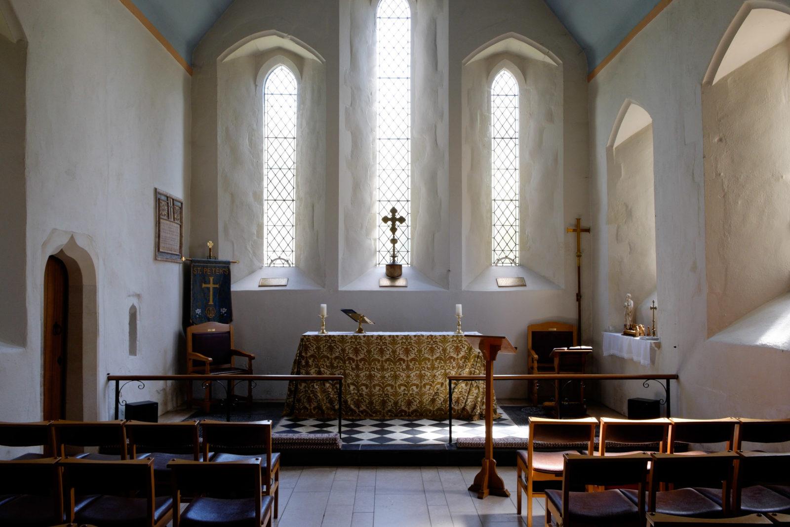 St. Peter, Yateley
