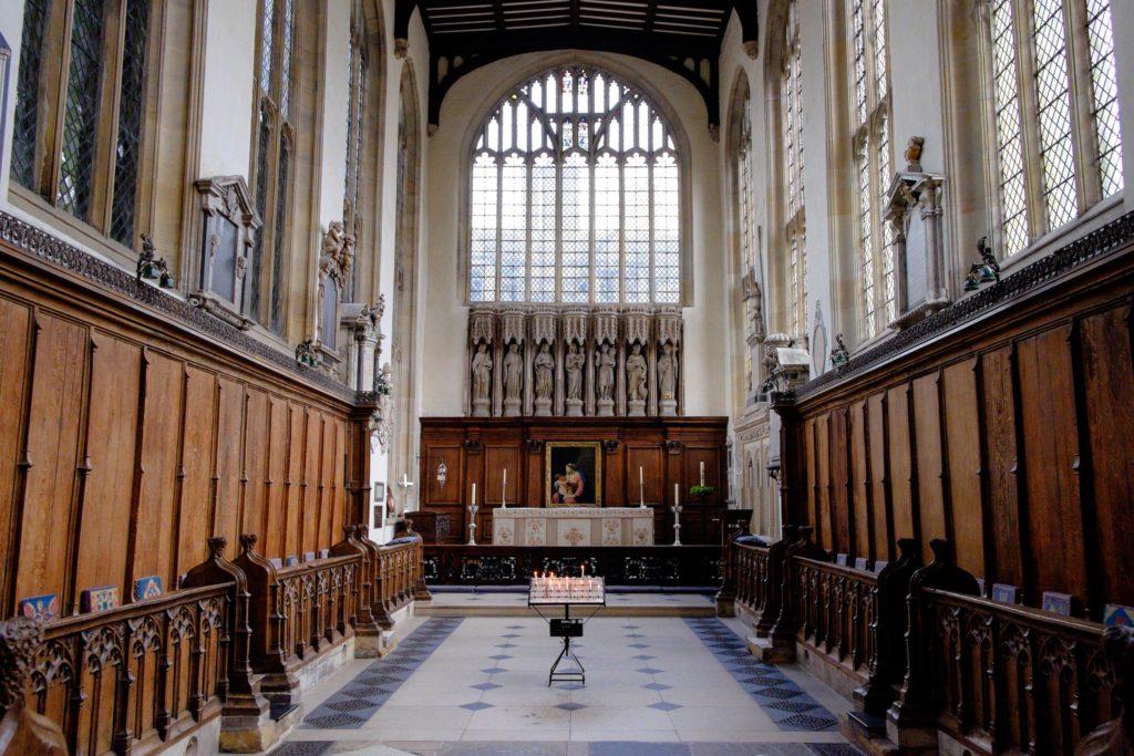 University Church of St. Mary the Virgin, Oxford