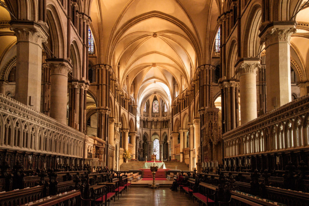 Canterbury Cathedral, England
