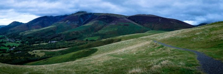 Jenkin Hill (Skiddaw) from Latrigg