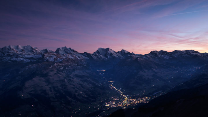 Frutigen, Switzerland
