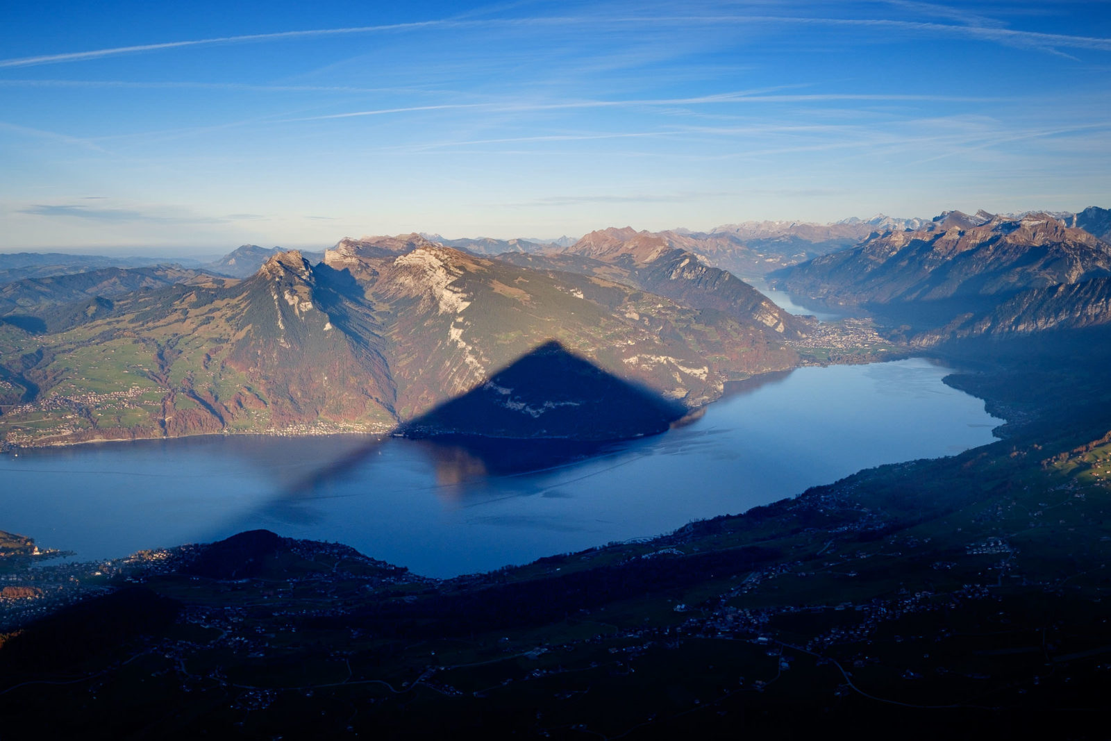 Niesen Kulm. Switzerland