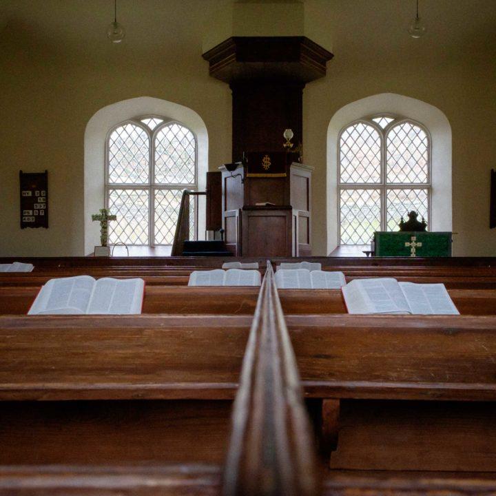 Croick Church, Scotland