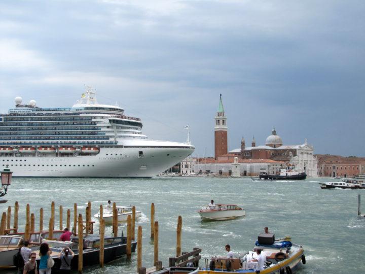 Ruby Princess in Venice, by Dan Davison at Flickr