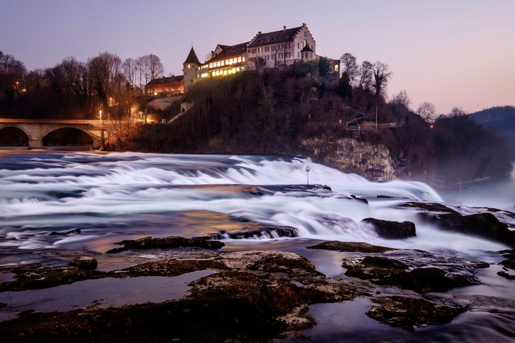Schloss Laufen, Switzerland
