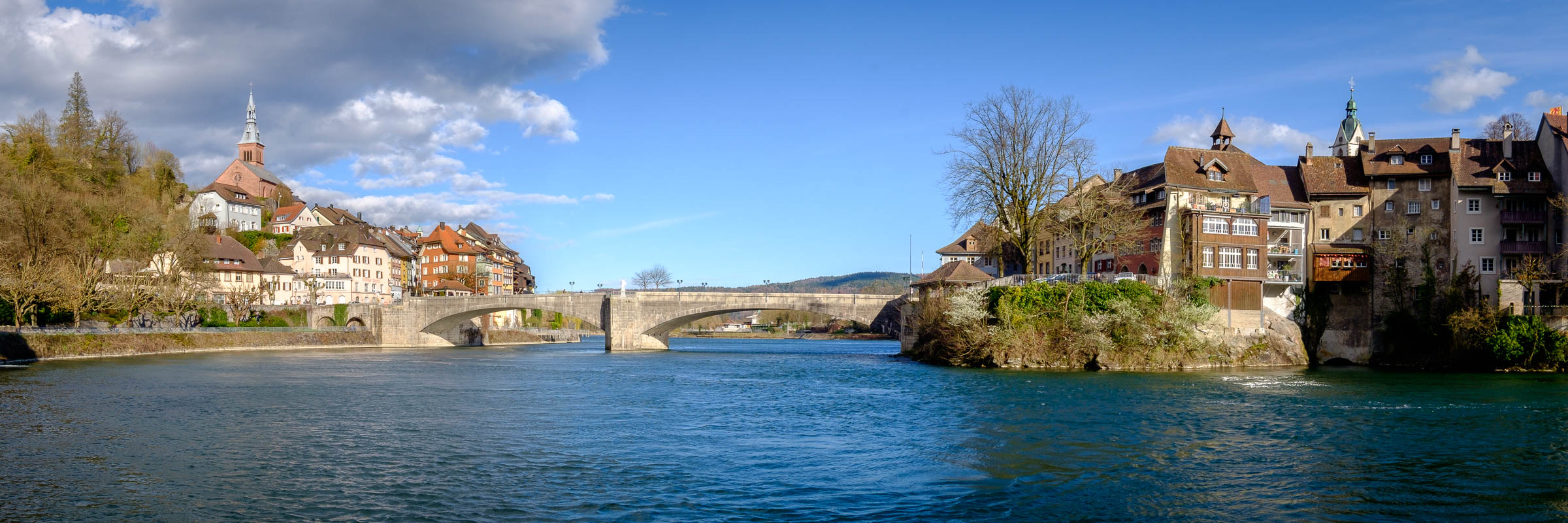 Laufenburg am Rhein, Germany/Switzerland