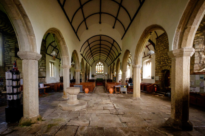 St. Pancras, Widecombe-in-the-Moor