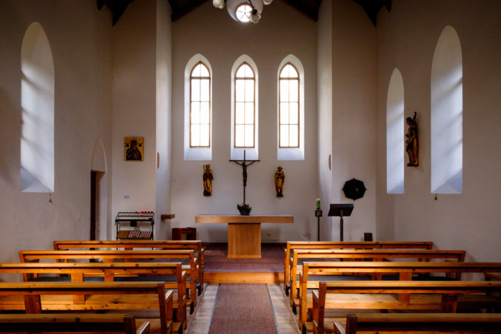 Anglican Chapel, Gletsch