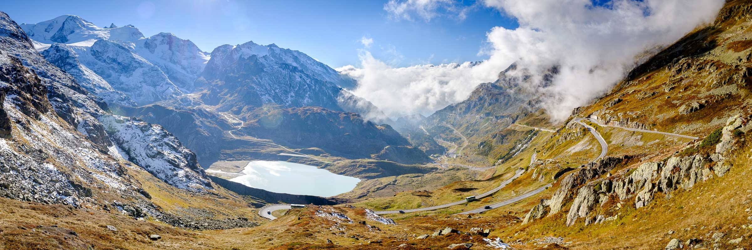 Susten Pass, Switzerland