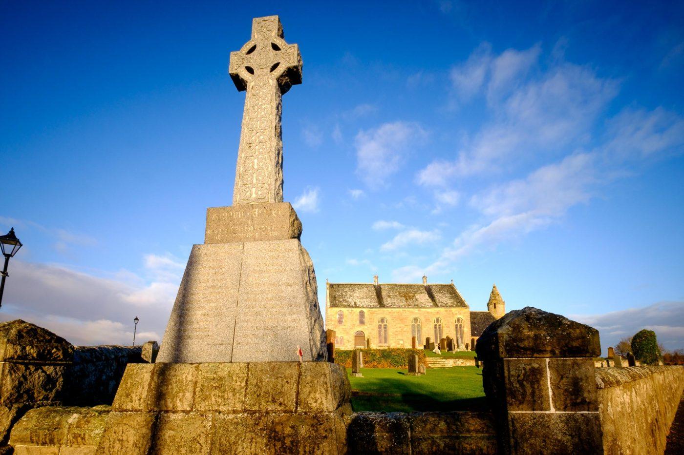 Kilmuir Easter Church, Scotland