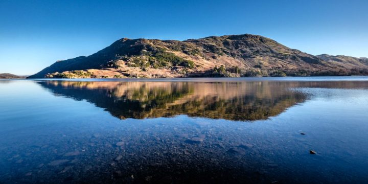 Place Fell and Ullswater, Cumbria