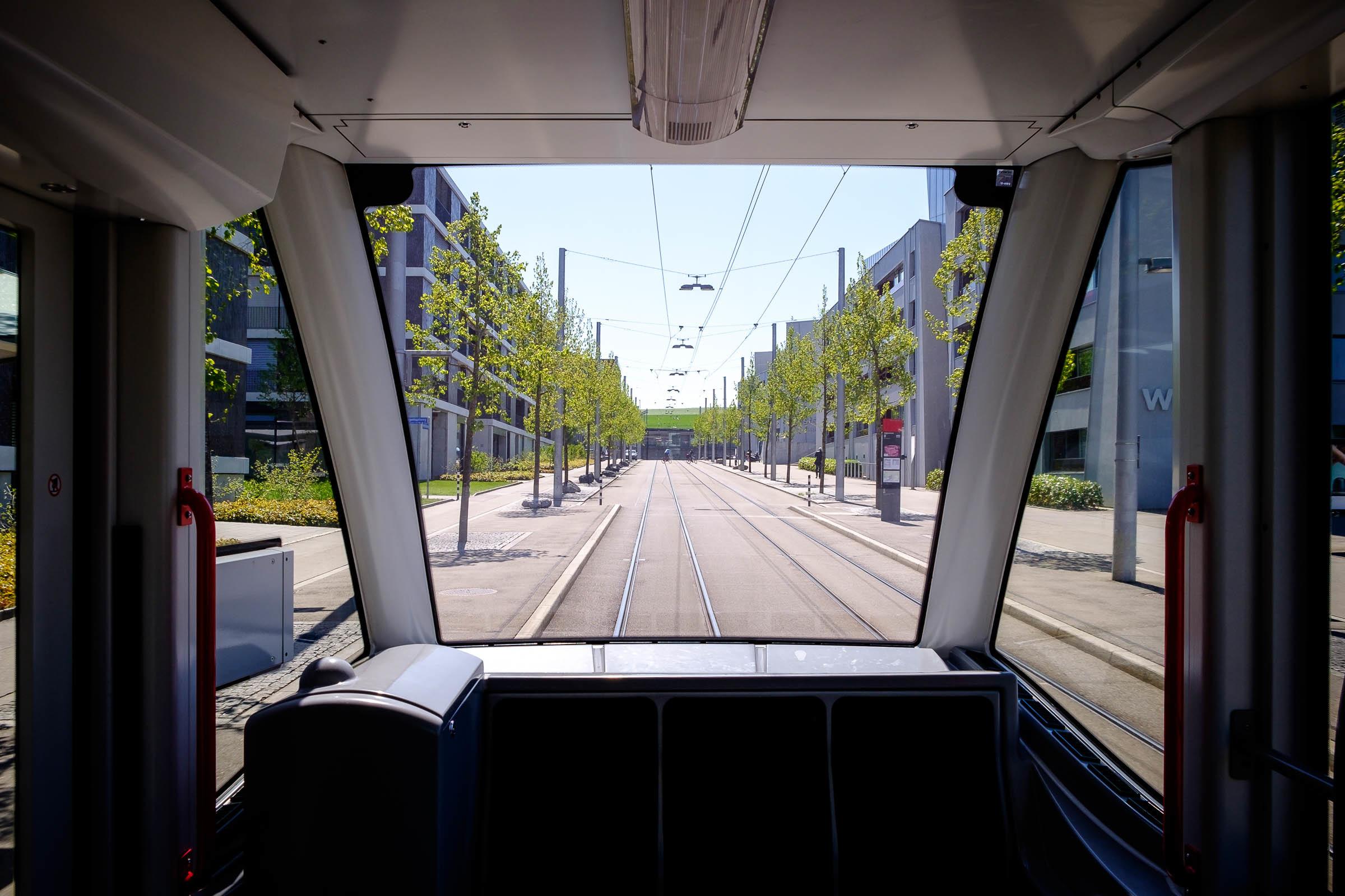 Ramuzstrasse (line 8), Bern, Switzerland