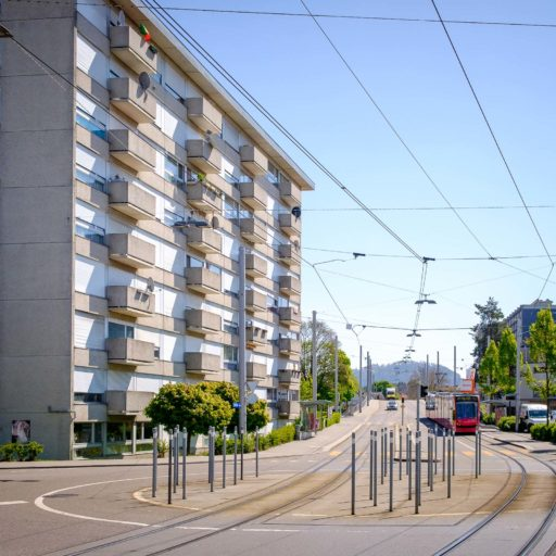 Bethlehem Säge (line 8), Bern, Switzerland