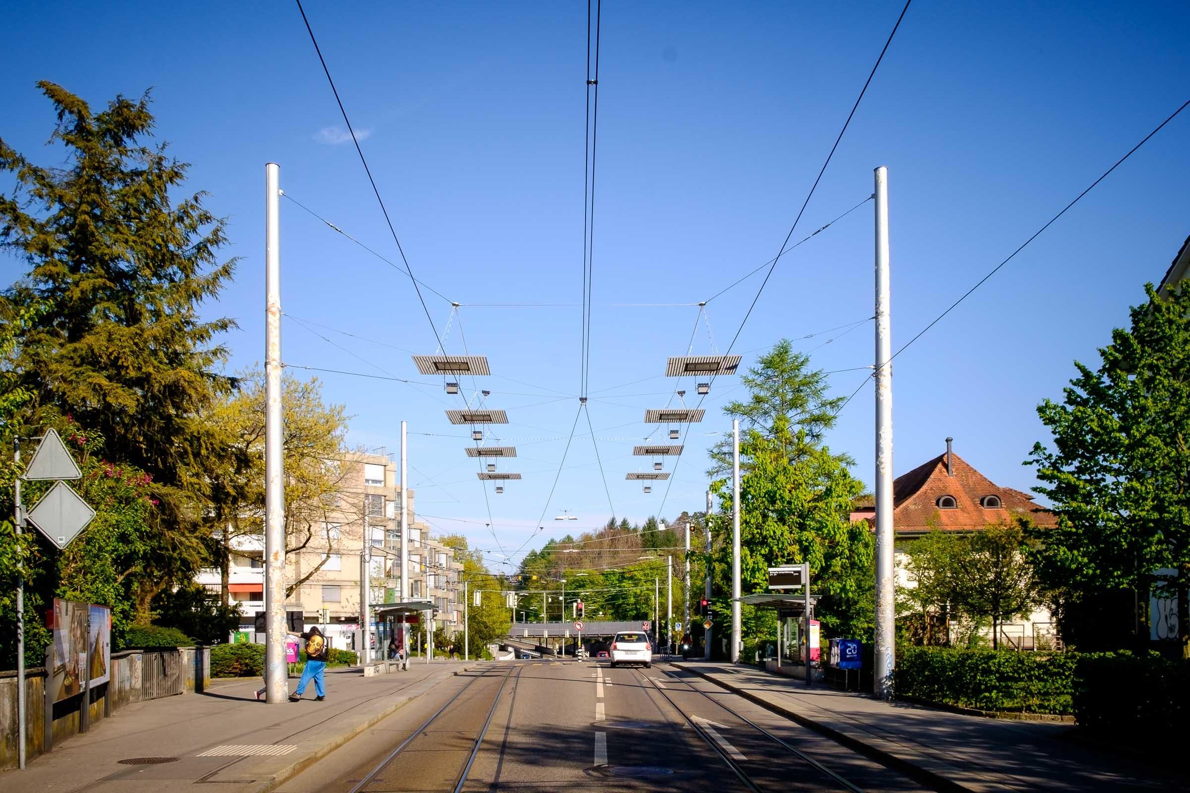 Bümpliz Unterführung (line 7, 8), Bern