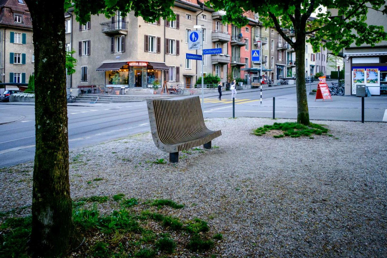 Cäcilienstrasse (line 6), Bern, Switzerland