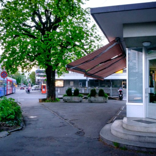 Brunnhof (line 6), Bern, Switzerland