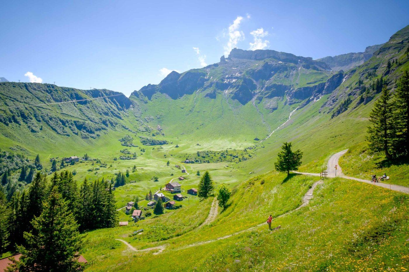 Bluemental, Switzerland