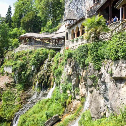 St. Beatus Caves, Switzerland