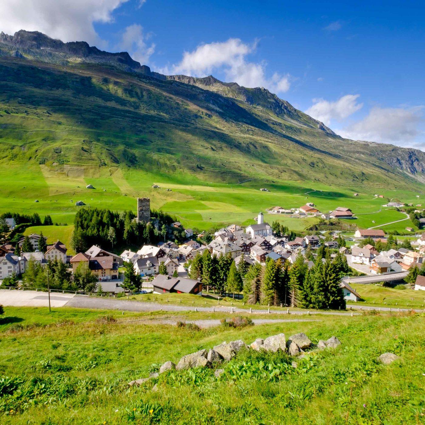 Hospental, Switzerland