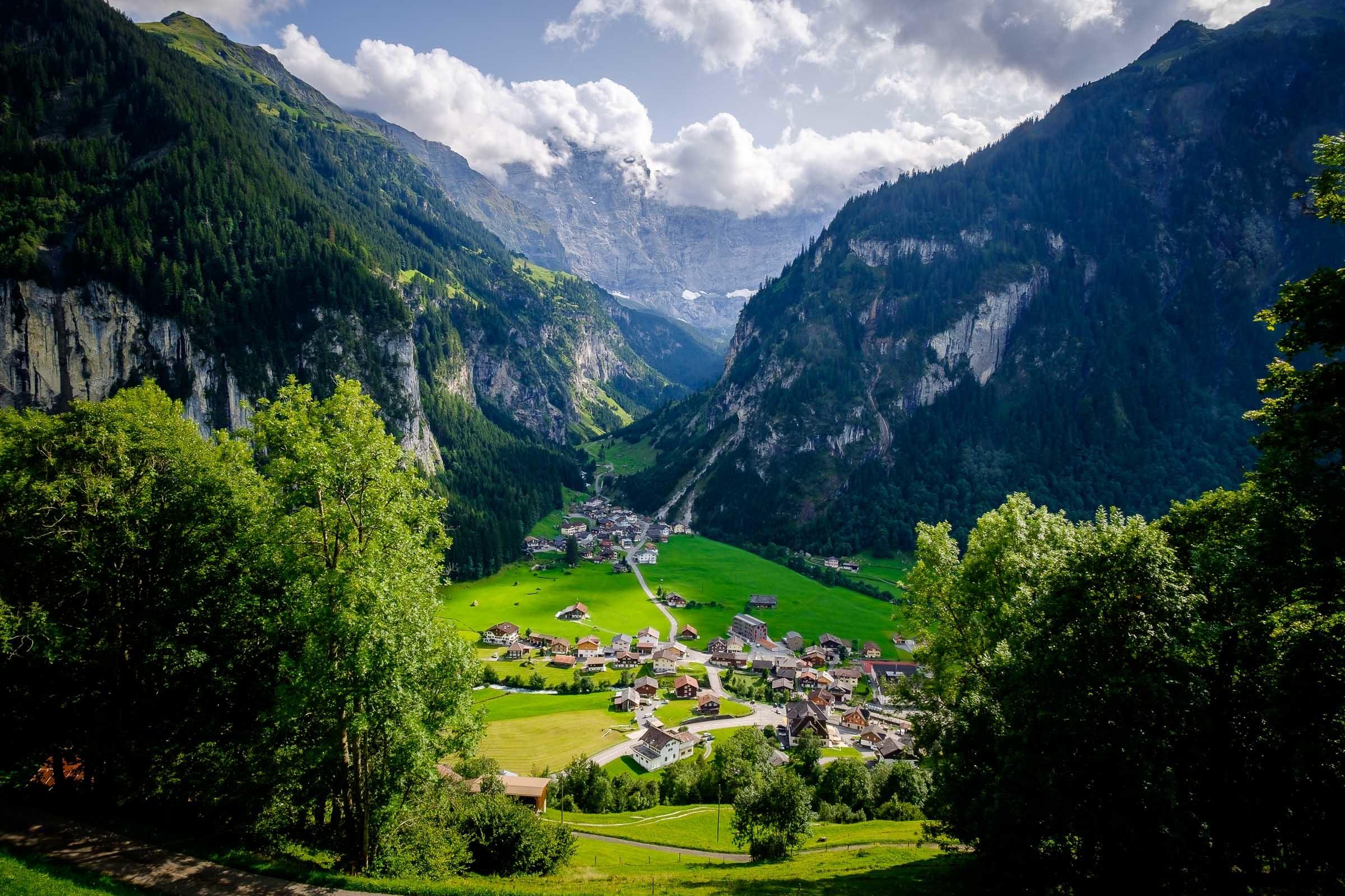 Unterschächen, Switzerland