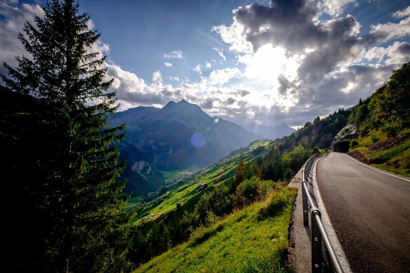 Klausen Pass, Switzerland