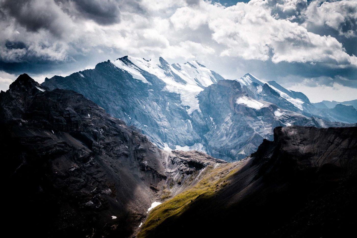 Bluemlisalp, Switzerland