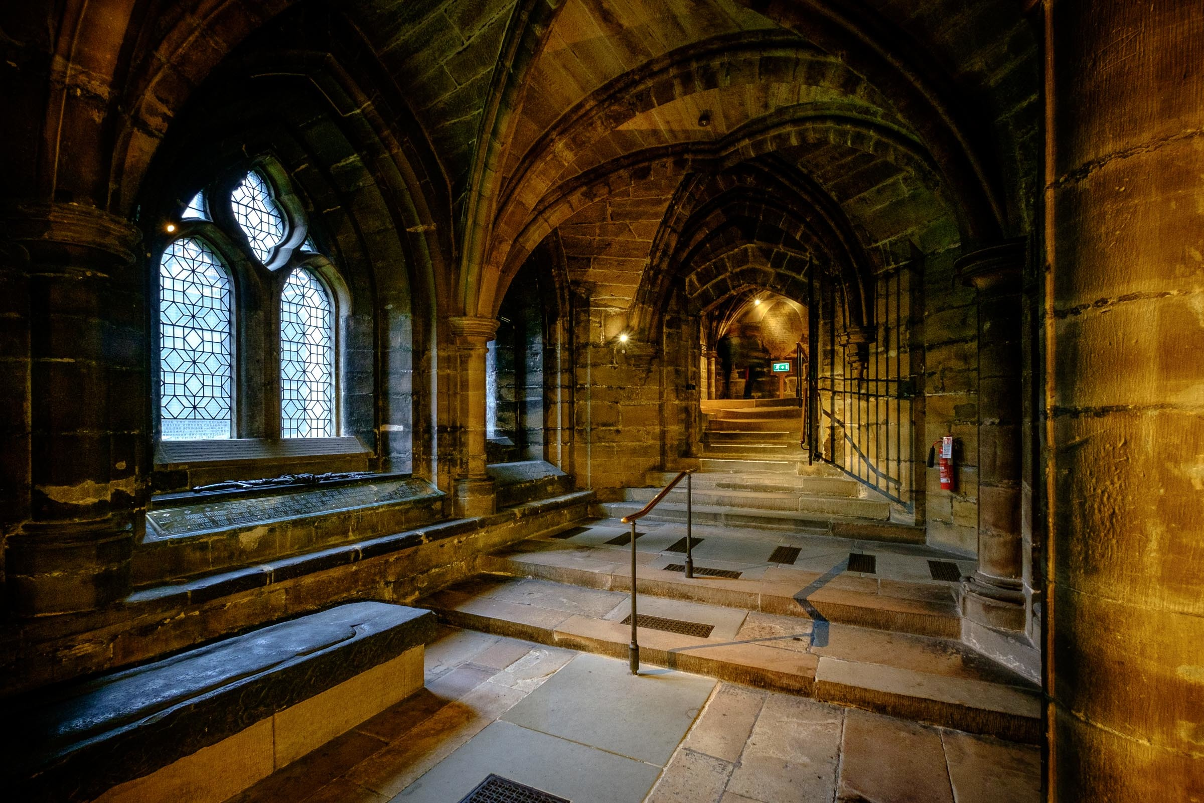 St. Mungo's Cathedral, Glasgow
