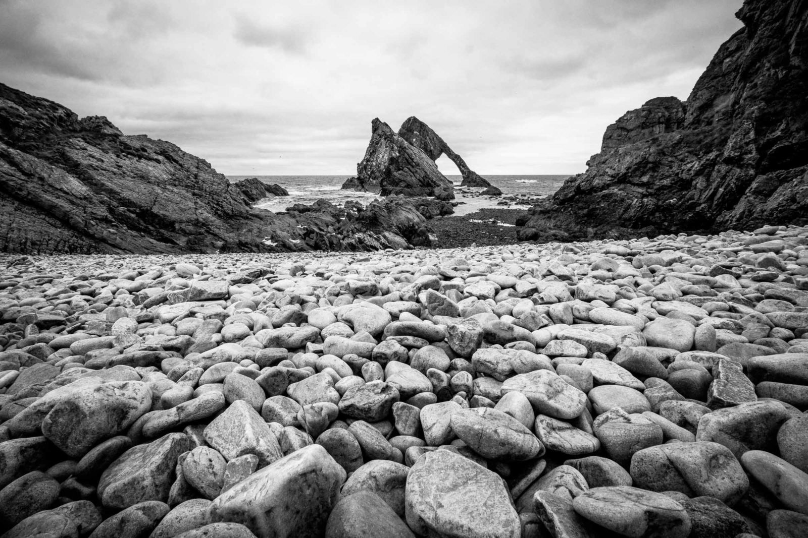 Bow Fiddle Rock, Portknockie