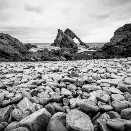 Bow Fiddle Rock, Portknockie
