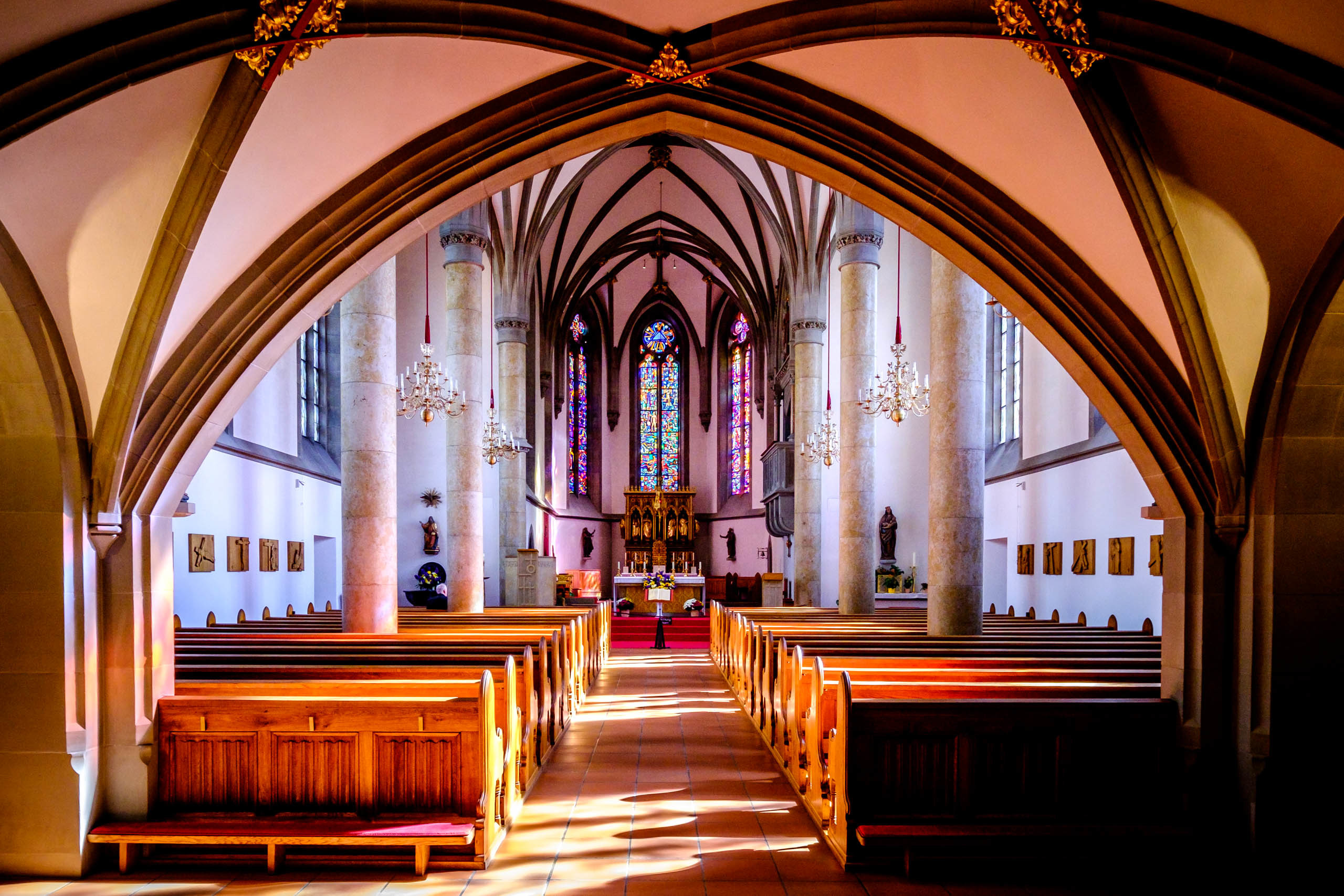 Kathedrale St. Florin, Vaduz