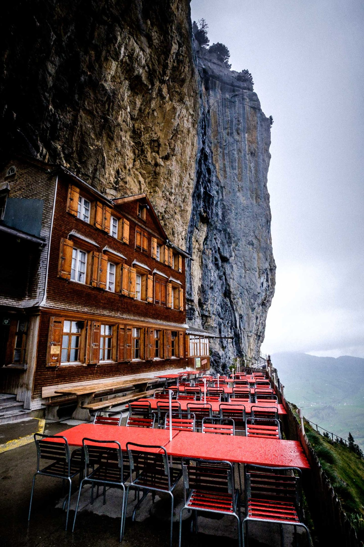 Aescher-Wildkirchli, Switzerland