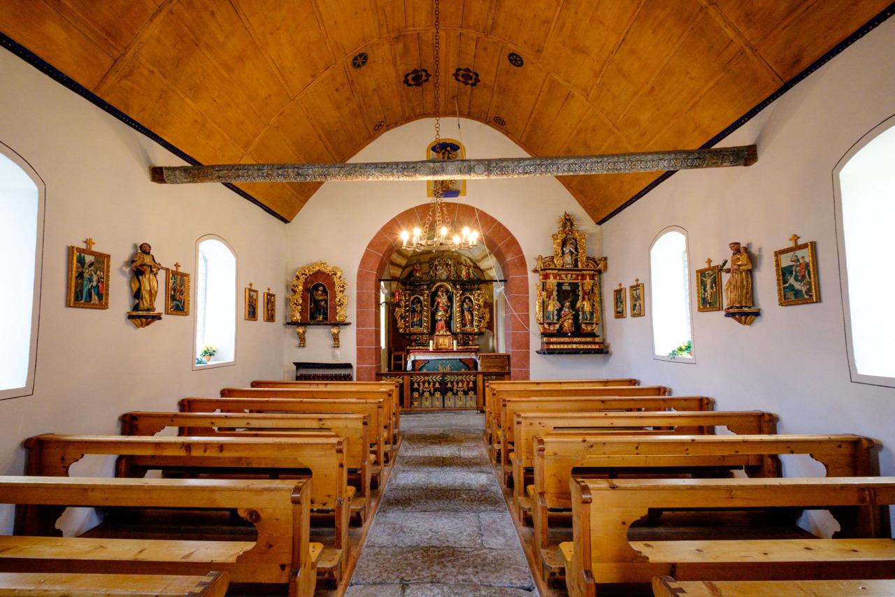 Kapelle Maria zum Schnee, Bettmeralp