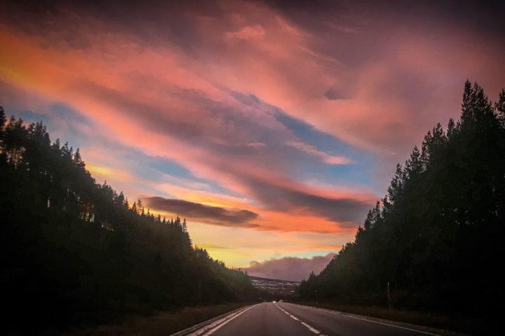 A9, Scotland