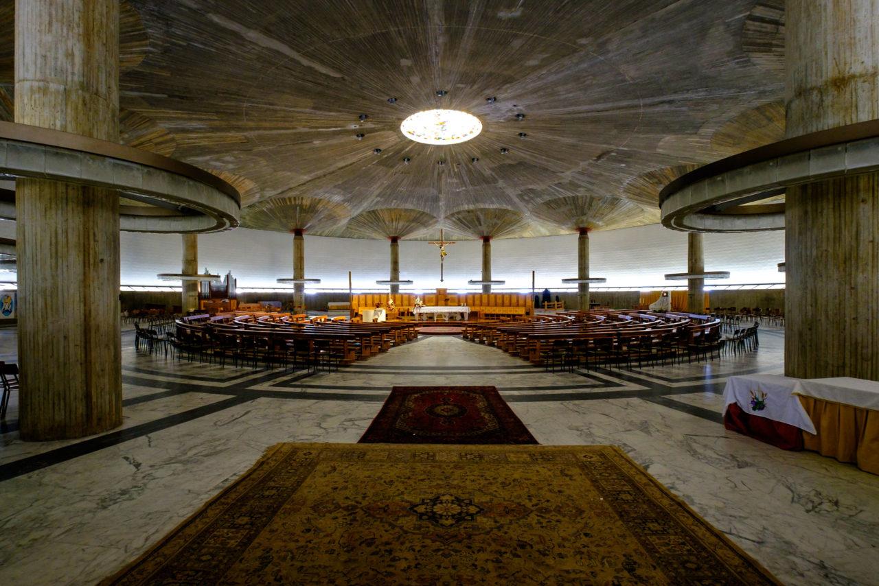 Cattedrale de Cristo Re, La Spezia