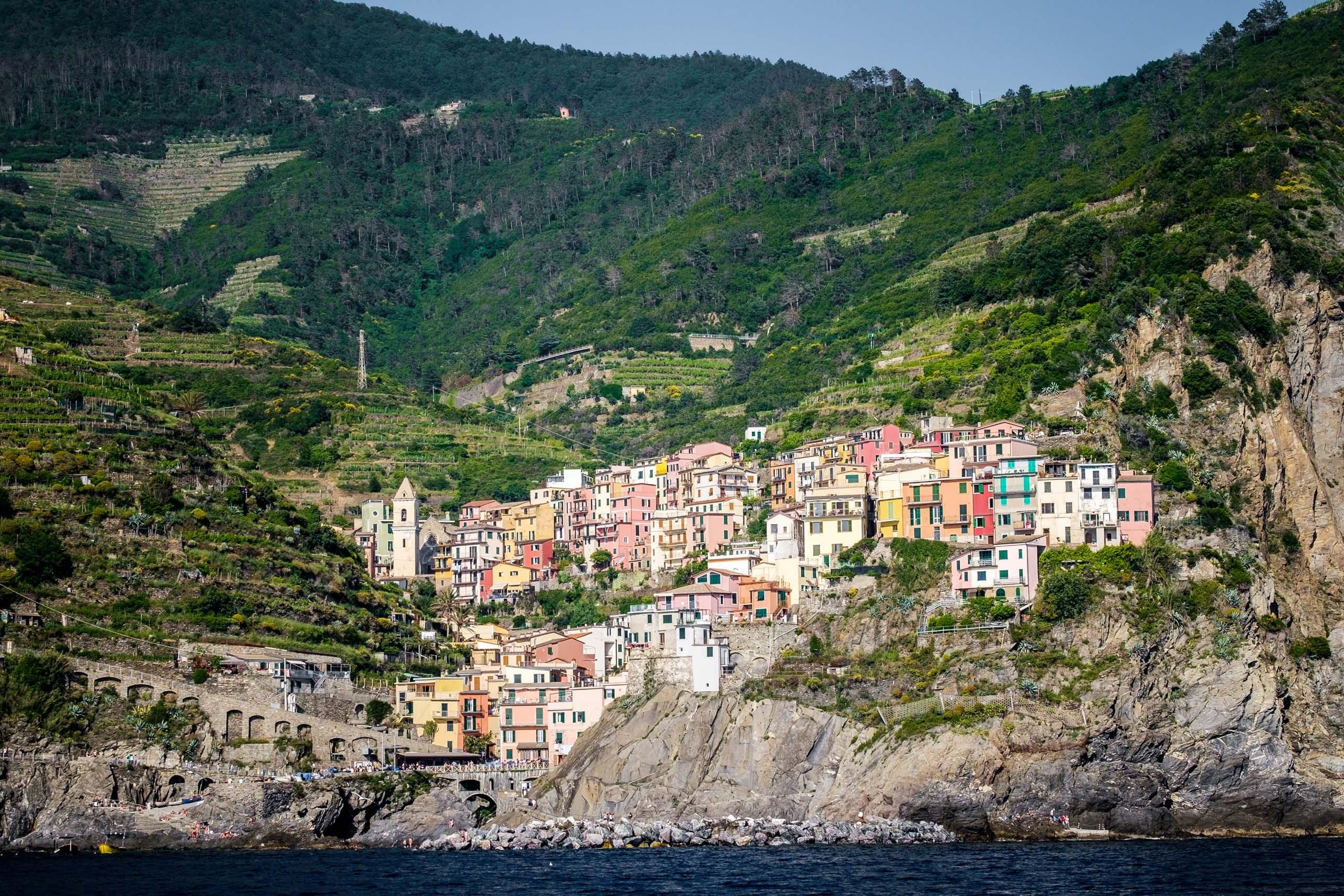 Manarola, Liguria