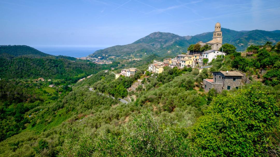 Levanto, Liguria